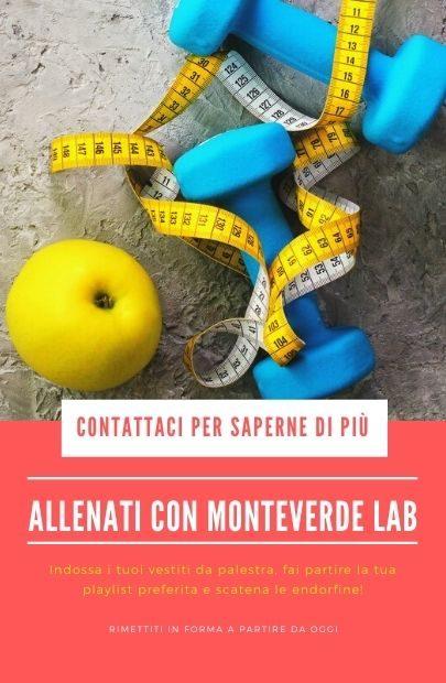 Allenati con monteverde lab